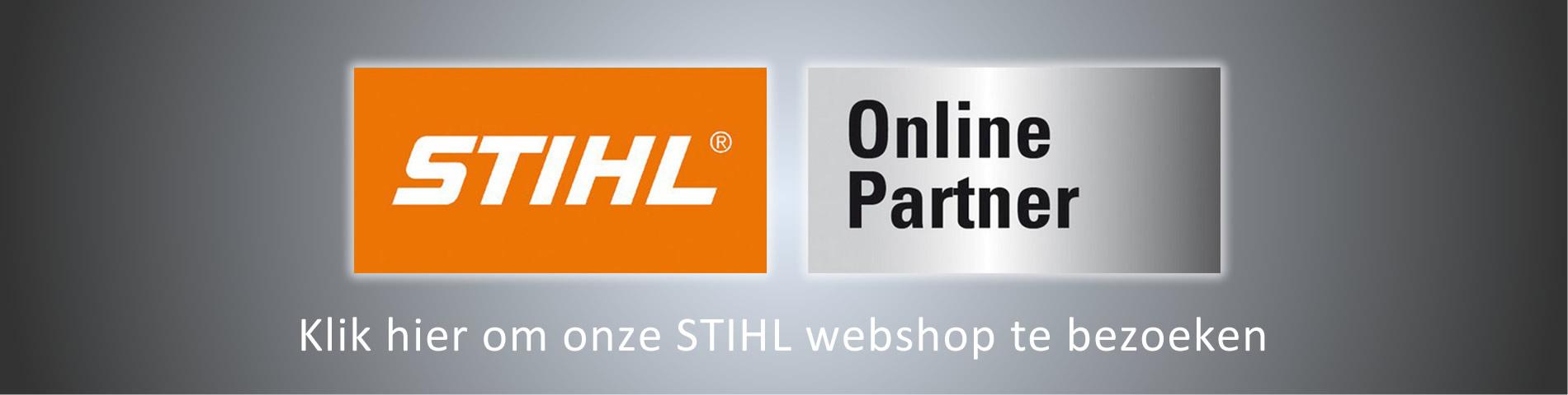 Groenmechanisatie Roubroeks - Klik hier om onze STIHL webshop te bezoeken