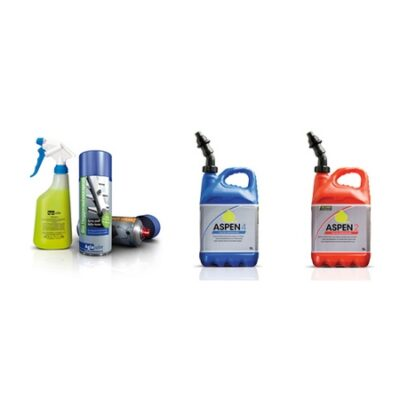 Spray - spuitbussen